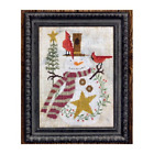 COTTAGE GARDEN Counted Cross Stitch Chart Pattern IT