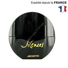 Parfum SILENCES de JACOMO Eau de Parfum Femme 100ml Neuf sous Blister !!