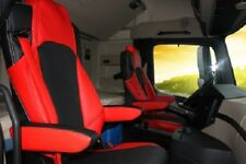 LKW Sitzbezug Mercedes Benz MP4 Stoff/ Kunstleder ( Farbe wählbar )
