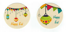 Eid Lanterns Party Stickers (20 pack)