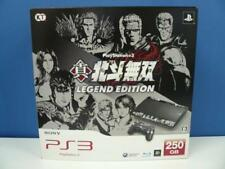 Playstation3 PS3 Console Fist of the North Star LEGEND EDITION Sony Japan New