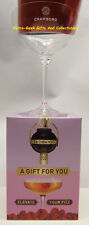 Vintage Champagne Coupe Saucer Style Royale Liqueur Glass Gift Boxed By Chambord