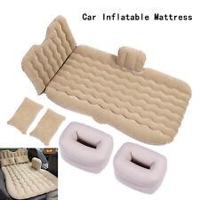 Car Air Bed Air Mattress Backseat Inflatable Cushion with Pump for Suv/Truck/Van