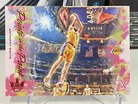 2019-20 panini court kings ANTHONY DAVIS Points In the Paint Ruby