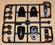 Tamiya 58459 Datsun 240Z/DF03 Ra/TT01E/TT01ED, 9005972/19005972 H PARTES, NUEVO