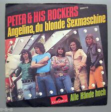 Peter Koelewijn & His Rockers - Agelina,du blonde Sexmaschine / Alle Hände hoch
