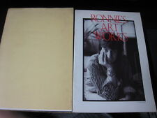 Ronnie's Art Works Japan Book + Prints One UK Book Lot Ron Wood Rolling Stones