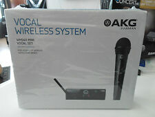 AKG WMS40 MINI WIRELESS RADIOMICROFONO handheld PROFESSIONALE,NUOVO