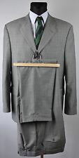 BAUMLER Suit UK 40 Grey Blazer Pants W32 L32 2 Pieces Coat Sport Eur 50 Gr. /D22