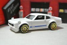 Hot Wheels Loose - Custom Ford Maverick - White - 1:64