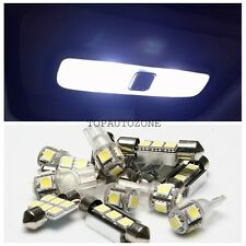19 x White Led Light Interior Package Kit For 2004-2009 Lexus RX330 RX350 RX400h