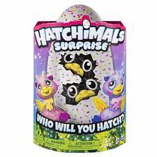 Hatchimals Zwillinge - Giraffe - Suprise Version (Gelb-Pink)!!!!! NEU+OVP !!!!!