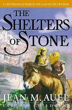 The Shelters of Stone : Earth's Children Bk. 5 by Jean M. Auel (2002, Hardcover)