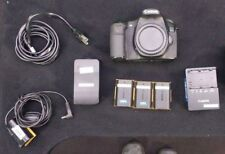 Canon 60D DSLR - AC Adapter - 3x Batteries - Charger - KIT : USED
