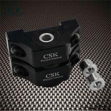 Billet Motor Torque Mount Kit For Honda Civic EG EK D16 B16 B18 B20 Engine Black