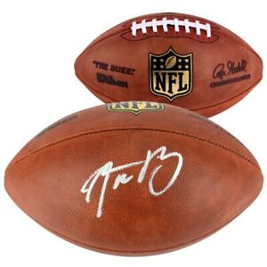 Aaron Rodgers Green Bay Packers Signed Authentic Duke Football Fanatics COA