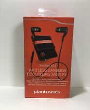 Plantronics BackBeat Go 2 Bluetooth Wireless Stereo Headphones w/ Charging Case