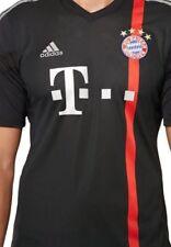 Camisetas de fútbol 2ª equipación de manga corta talla XXL