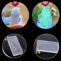 Silikon Form Diy Schmucksachen, Die Fertigkeit 3D Fisch Goldfisch Anhänger Mold