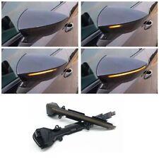 for Seat Leon SC ST R Cupra MK3 5F Dynamic LED Blinker Indicator Mirror Signal