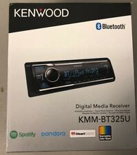 Kenwood KMM-BT325U Digital Media Receiver 50 Watt X 4 Front USB Detach KMMBT325