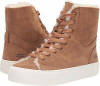 UGG Women's Beven Sneaker, Chestnut, Size 10.0 LUaf