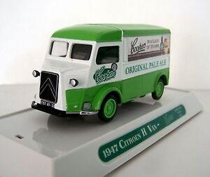1947 Citroen Type H Van Custom Graphics Diecast Citroen Coopers Ale Delivery Van