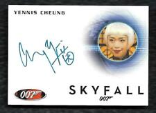 2014 James Bond Archives Autograph A247 Yennis Cheung in Skyfall