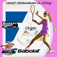 Babolat Origin 17 Advancement in  String