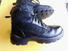 """Worx Red Wing Men's Non Metallic Safety Toe 6"""" Work Boots # 5266 Size 10M Black"""