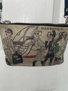 Barbara Rihl Paris Art Leather Crossbody Bag Just Buy The Ticket Crossbody