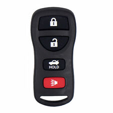 Car Remote Key Fob Case 4 Button Shell Fit For Nissan Murano Sentra Armada