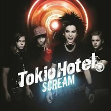 Scream [US Bonus Tracks] by Tokio Hotel (CD, May-2008, Interscope (USA))