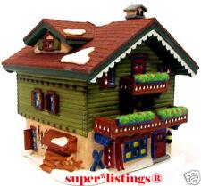 Dept. 56 Sport Laden Sports Shop Retired 1998 Alpine Village 56120 New in Box