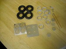 1 / 24ième échelle gravé roues de fil kit par K&R répliques