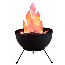Artificial Flame Efecto Luz material Flame Lámpara llama luz falso Fuego Lámpara