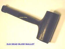 HAMMER DEAD BLOW DOUBLE FACE RUBBER MALLET 2LB/900g  BRAND NEW.