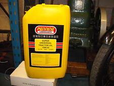 Universal Tractor Oil 15W30  multigrade 25 litres  Vintage Veteran Classic