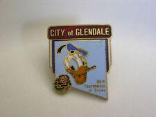 Donald Duck PIN Vtg. 84 Tournament of Roses-Glendale CA