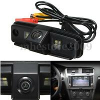 Reversing Reverse Back up Rear View Camera CCD For SUBARU FORESTER OUTBACK SEDAN