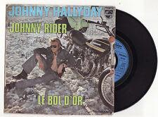 SP  JOHNNY HALLYDAY- Johnny rider-PHILIPS-FRENCH