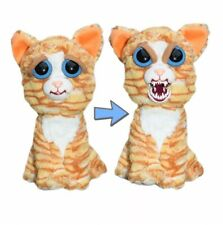 Feisty Pets Princess Kitty Cat Plush Squeeze Head William Mark Corp Potty mouth