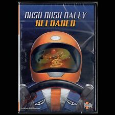 Brand New DC Dreamcast Rush Rush Rally Reloaded Game