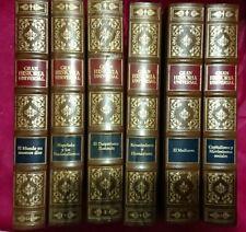 Gran Historia Universal Club Internacional Del Libro 6 TOMOS .