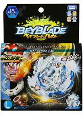 Takara Tomy Beyblade Burst B-66 Starter Lost Longinus .N.Sp + Bey Launcher