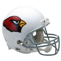 ARIZONA CARDINALS RIDDELL NFL FULL SIZE AUTHENTIC PROLINE FOOTBALL HELMET