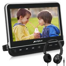 "10.1"" Digital LCD Car Headrest DVD Player 1080P HDMI/USB/SD/AV-IN/OUT+Headphone"