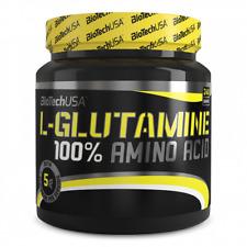 Biotech USA 100% L Glutamine 240g SANS AROME