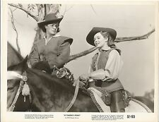 AT SWORDS POINT Lot 4 Original Movie Photos CORNEL WILDE MAUREEN O'HARA 1952