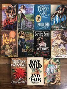 Lot Of 11 Beatrice Small Sensual Sexy Romance Historical Paperbacks